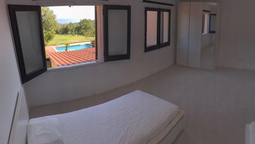 Villa Costa Barcelona bedroom Amsterdam